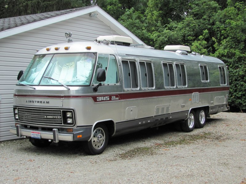 1984 Airstream Classic Motorhome For Sale Ohio Game