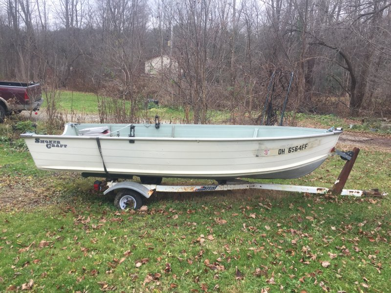 14 39 deep v aluminum boat ohio game fishing your ohio for Deep v fishing boats