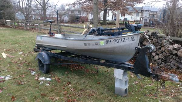 Sears fishing boat for sale ohio game fishing your for Fishing boats for sale in ohio