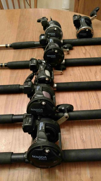 Cabela 39 s trolling rods and reels ohio game fishing for Cabela s fishing reels