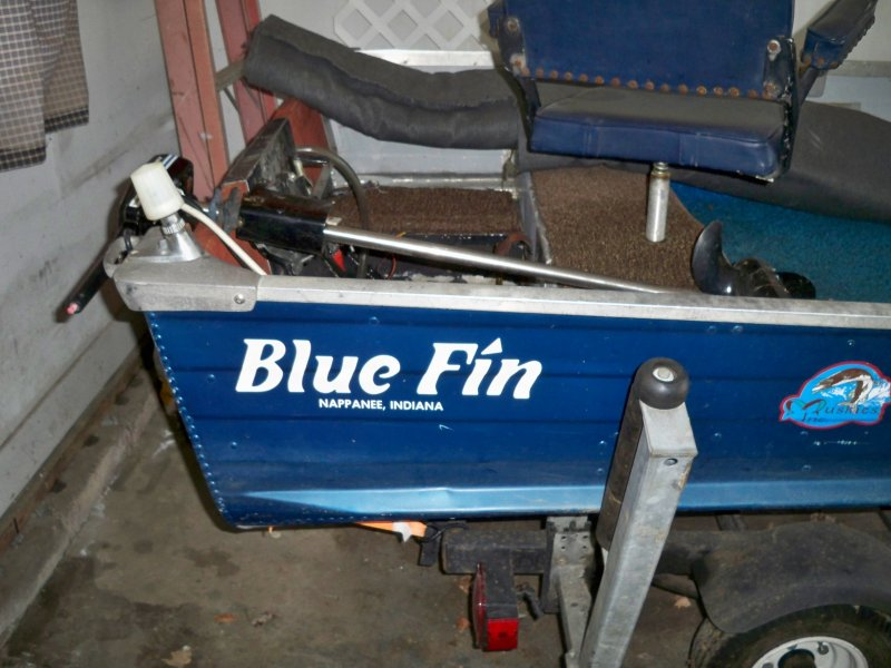Blue Fin Ft Ohio Game Fishing Your Ohio Fishing Resource - Blue fin boat decals