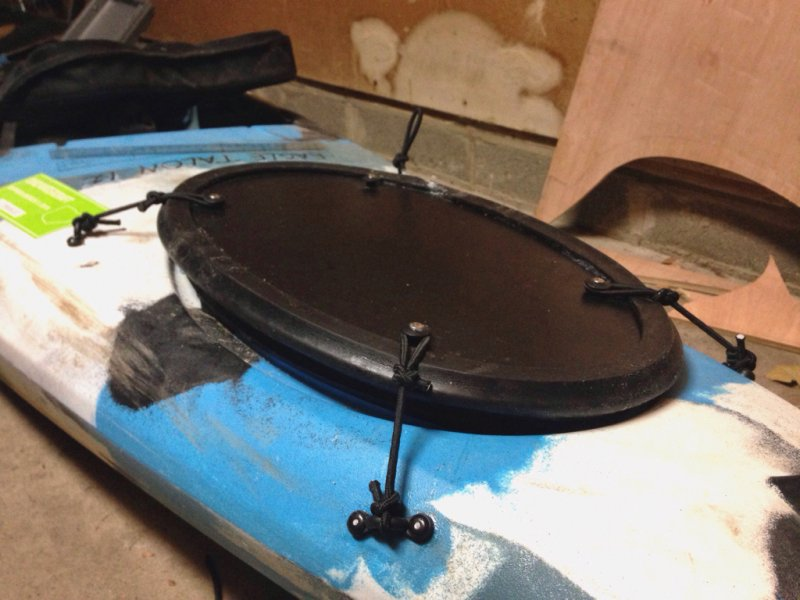 Rubber Hatch Cover Replacement for Kayak   Ohio Game Fishing - Your