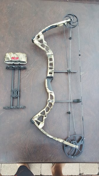 Diamond Core Compound Bow | Ohio Game Fishing - Your Ohio